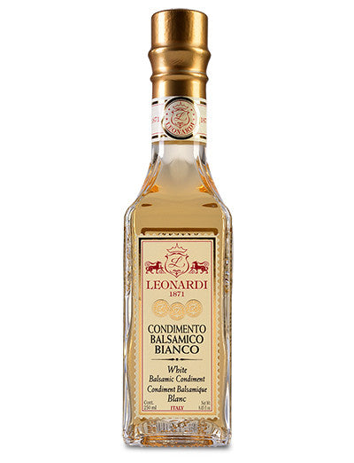 White Balsamic Condiment from Acetaia Leonardi