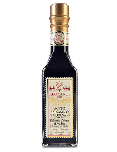 Balsamic Vinegar from Modena I.G.P - Gold Seal (Sigillo Oro)