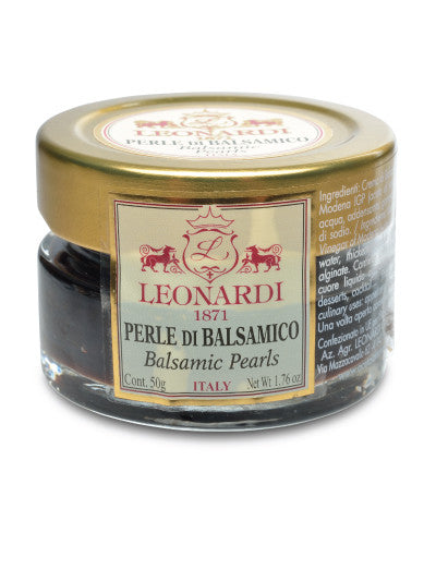 Balsamic Pearls by Acetaia Leonardi