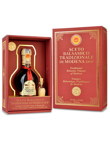 Traditional Balsamic from Modena D.O.P - Affinato - Minimum Aging 12 Years