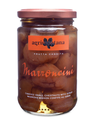 Candied Chestnuts in Syrup from Agrimontana
