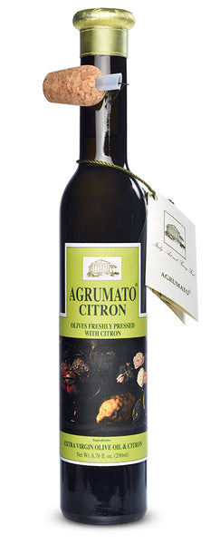 Agrumato Citron Olive Oil from Esperidia
