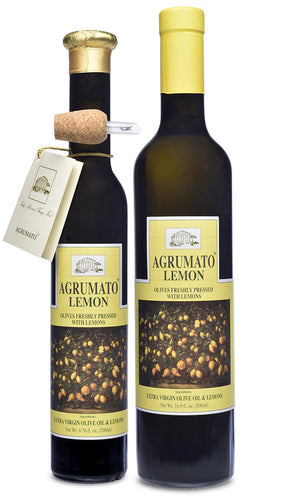 Agrumato Lemon Olive Oil from Esperidia (200 ml & 500 ml)