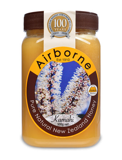 Kamahi Honey from Airborne Honey