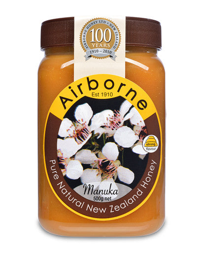 Manuka Honey from Airborne Honey
