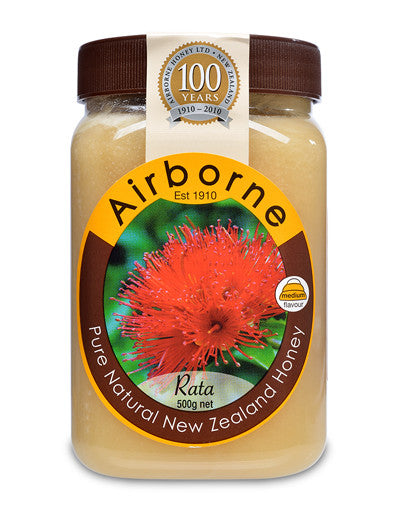 Rata Honey from Airborne Honey