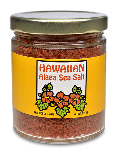 Alaea Red Hawaiian Sea Salt