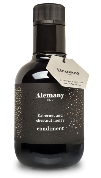 Cabernet & Chestnut Honey Vinegar from Alemany Mel y Turrón
