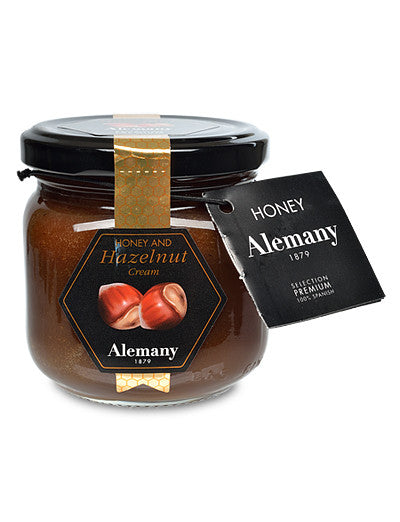 Honey & Hazelnut Cream from Alemany of Spain