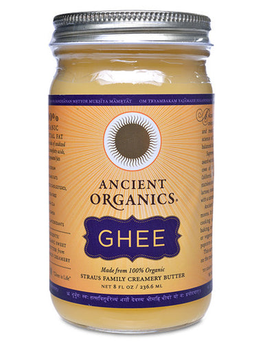Ghee from Ancient Organics