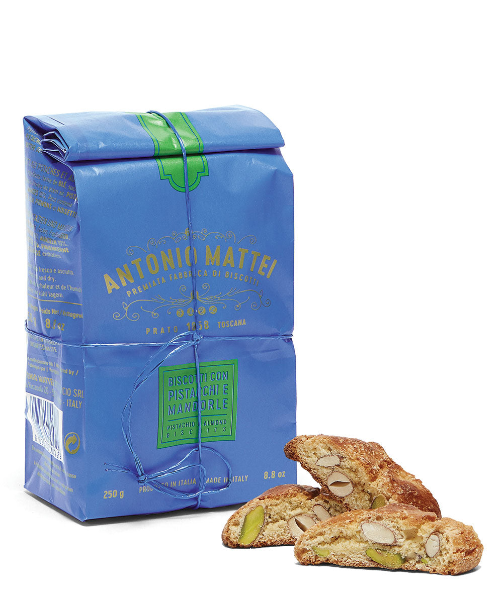 Antonio Mattei Biscotti with Pistachios & Almonds