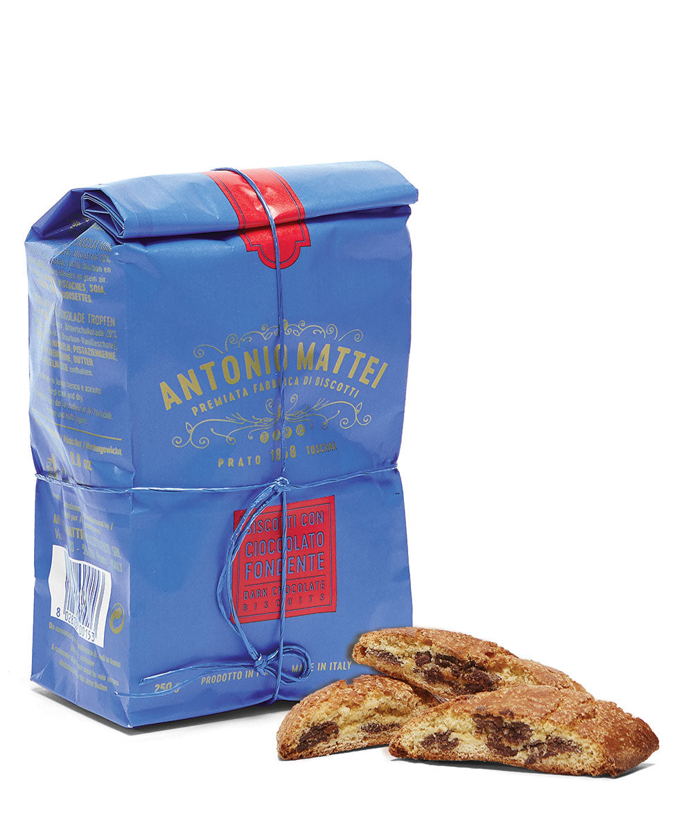 Antonio Mattei Cantuccini with Chocolate