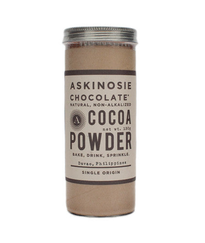 Askinosie Natural Cocoa Powder