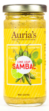 Lime Leaf Sambal from Auria's Malaysian Kitchen