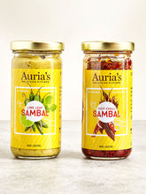Hot Chilli Sambal from Auria's Malaysian Kitchen