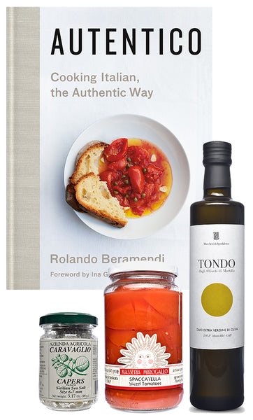 Autentico: Cooking Italian, the Authentic Way Gift Set