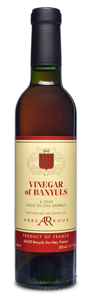 Banyuls Vinegar from La Cave de l'Abbée Rous, 375ml
