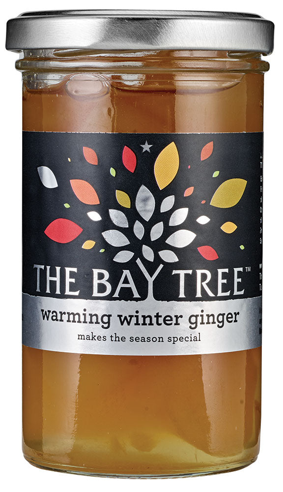 Warming Winter Ginger in Syrup by The Bay Tree