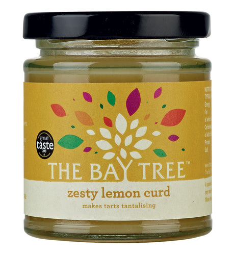 Zesty Lemon Curd from The Bay Tree