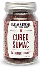Cured Sumac from Burlap & Barrel