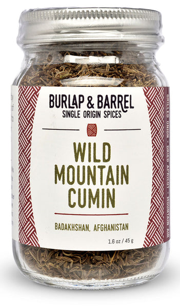 Wild Mountain Cumin from Burlap & Barrel