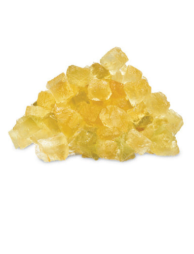 Candied Citron Cubes