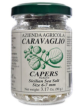 Salted Capers from Caravaglio