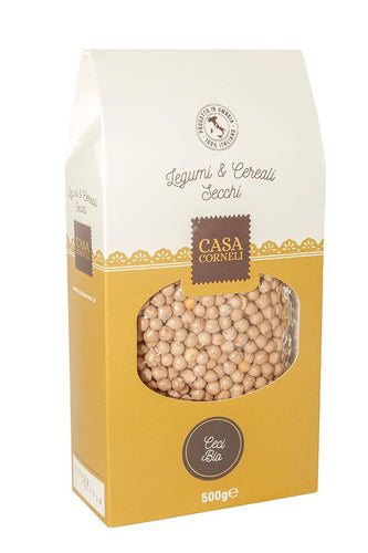 Organic Chickpeas from Casa Corneli