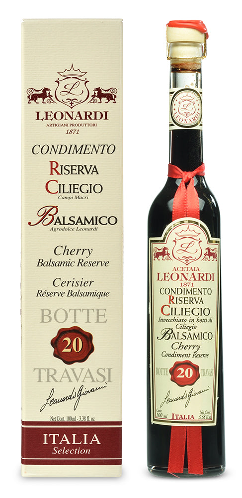 Cherry Wood Balsamic Condimento