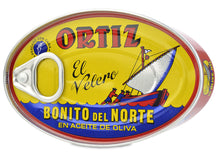 Bonito del Norte Tuna from Conservas Ortiz, 4 oz