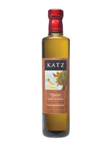 Katz Chef's Pick Organic Extra Virgin Olive Oil