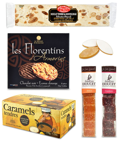 French Holiday Sweets Gift Set