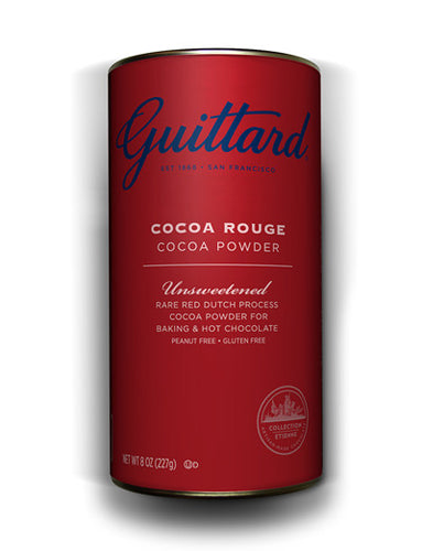 Cocoa Rouge Unsweetened Cocoa Powder from Guittard
