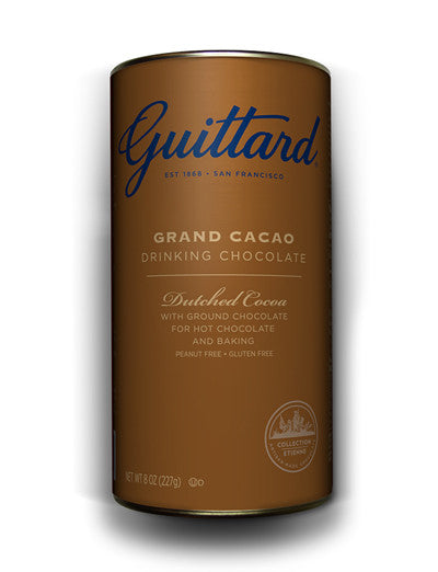 Drinking Chocolate from Guittard