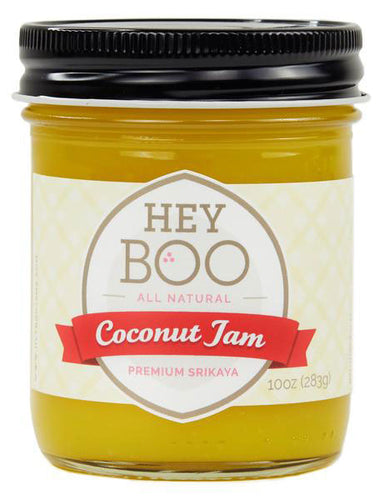 Hey Boo Coconut Jam