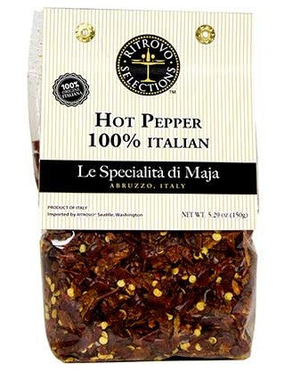 Hot Pepper Flakes from Italy