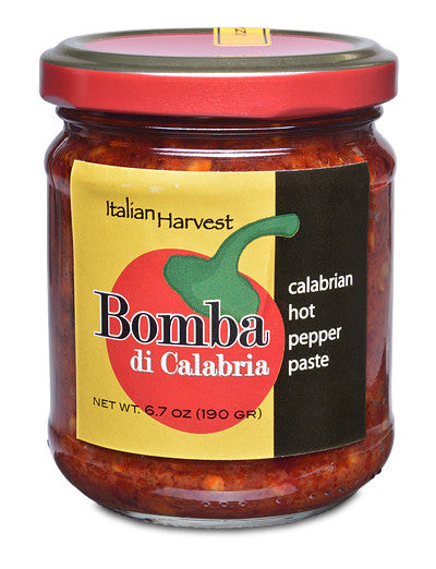 Hot Pepper Bomba Paste