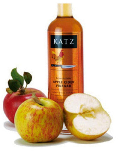 Katz Gravenstein Apple Cider Vinegar