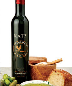Katz December Oil – Extra Virgin Olio Nuovo