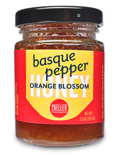 Basque Pepper Honey from KL Keller Foodways