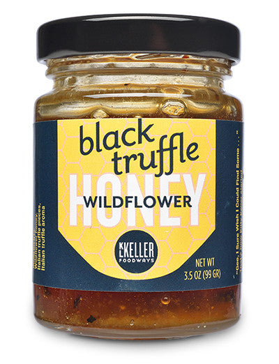 Black Truffle Honey from KL Keller Foodways