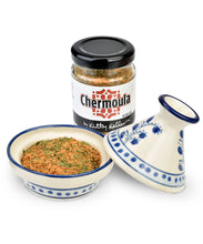 Chermoula Spice Blend from KL Keller Foodways - Jar & Spice Blend in Mini Tagine