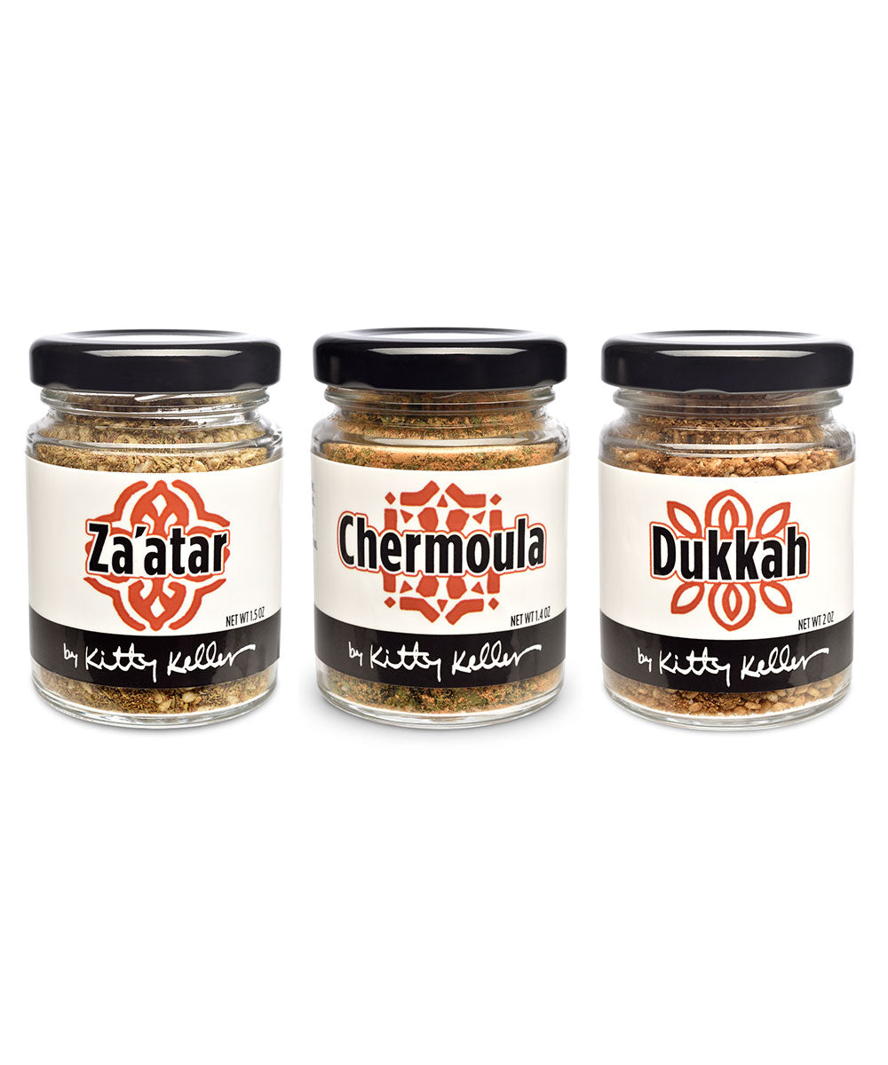 Spice Blend Trio from KL Keller Foodways