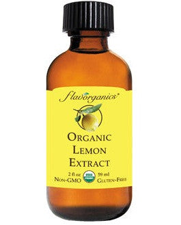 Organic Lemon Extract