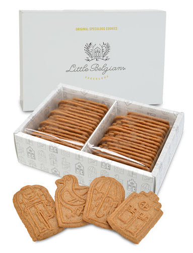 Speculoos Cookie Gift Box from Little Belgians