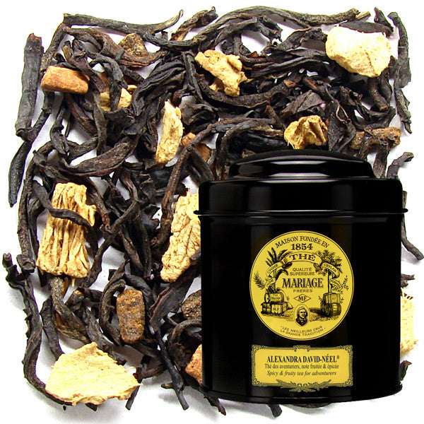 Alexandra David Néel Black Tea by Mariage Frères (loose leaf)