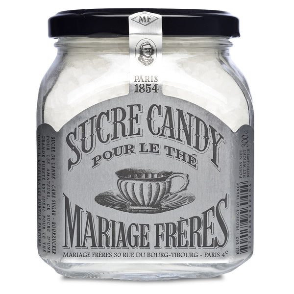 Crystal Sugar Candy from Mariage Frères