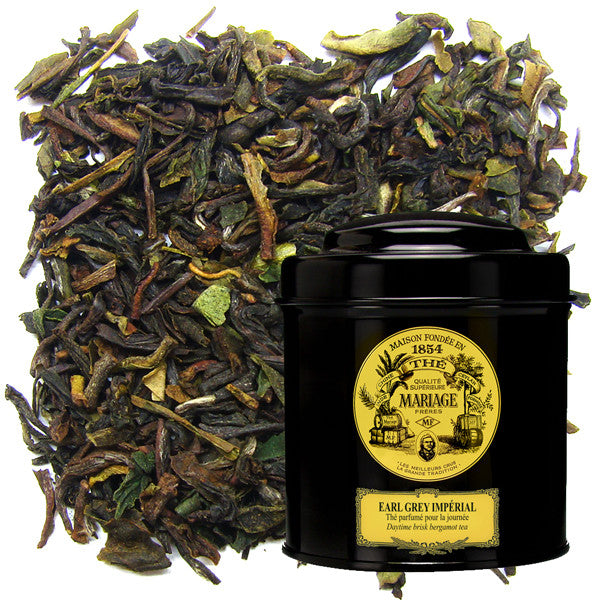 Earl Grey Imperial Black Tea by Mariage Frères (loose leaf)