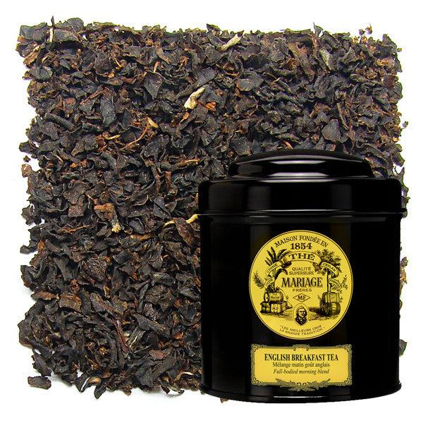 English Breakfast Tea by Mariage Frères