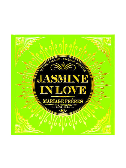 Jasmine in Love Green Tea by Mariage Frères